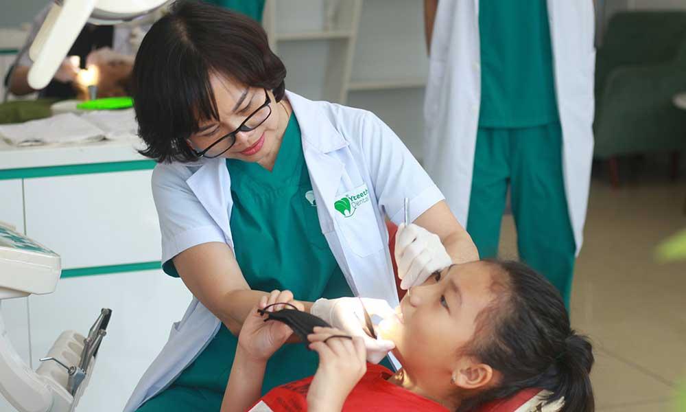 Quy trình nhổ răng không đau tại Yteeth